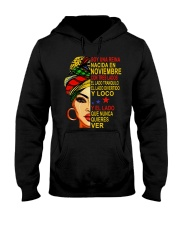 REINA DE NOVIEMBRE Hooded Sweatshirt thumbnail