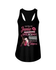 H - REINA DE JUNIO Ladies Flowy Tank thumbnail