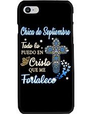 H - CHICA DE SEPTIEMBRE Phone Case thumbnail