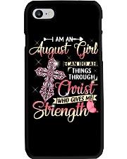 AUGUST GIRL LHA Phone Case tile