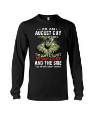 H - AUGUST GUY Long Sleeve Tee thumbnail