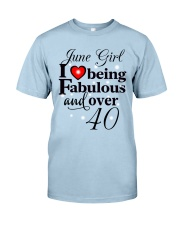 Fabulous over 40 T6 Classic T-Shirt thumbnail