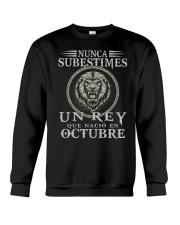 REY DE OCTUBRE Crewneck Sweatshirt tile