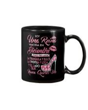 Camisetas Sublimadas Mujer Para Reinas Diciembre  Mug thumbnail