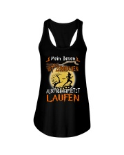 RUNNING OUTFITS Ladies Flowy Tank front