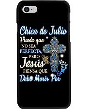 CHICA DE JULIO Phone Case thumbnail