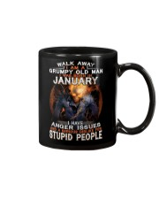 JANUARY MAN Mug thumbnail