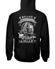 H- JANUARY MAN  Hooded Sweatshirt thumbnail