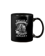 H- JANUARY MAN  Mug thumbnail