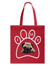 Pug Lover Tote Bag Tote Bag tile