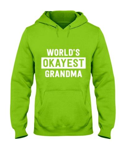 Worlds Okayest Grandma