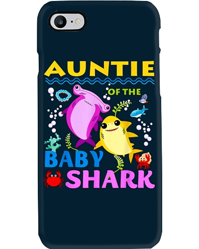 Auntie Of The Baby Shark Shirt