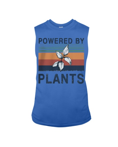 Famer powered by plants vintage t-shirt