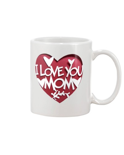 Limited Edition - I Love You Mom Items