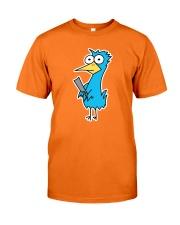 Burr Bird Huey Classic T-Shirt front