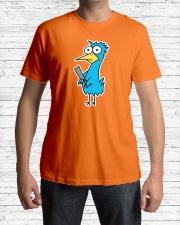 Burr Bird Huey Classic T-Shirt lifestyle-mens-crewneck-front-1