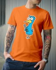 Burr Bird Huey Classic T-Shirt lifestyle-mens-crewneck-front-6