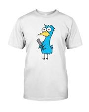 Burr Bird Huey Classic T-Shirt tile