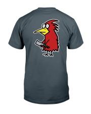 BirdShot IV and Walter Classic T-Shirt back