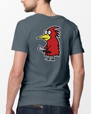 BirdShot IV and Walter Classic T-Shirt lifestyle-mens-crewneck-back-5