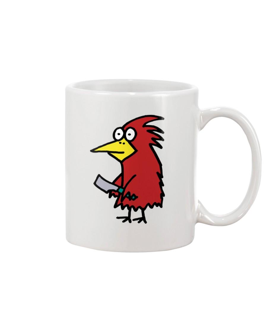 Burr Bird Walter for Your Beverage Mug