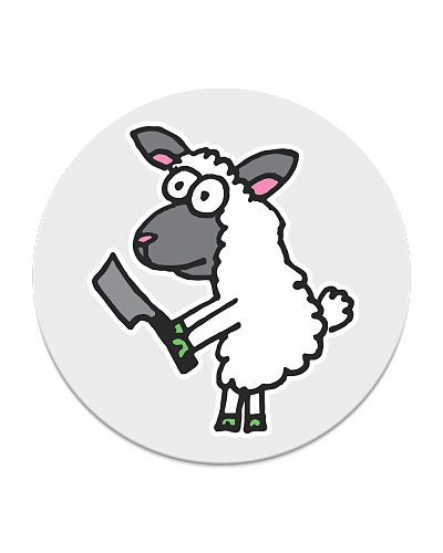 Burr Sheep Floyd for Your Beverage