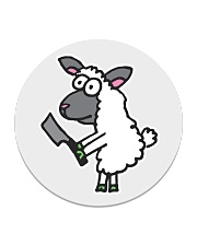 Burr Sheep Floyd for Your Beverage Circle Coaster thumbnail