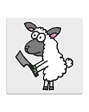 Burr Sheep Floyd for Your Beverage Square Coaster thumbnail