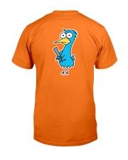 BirdShot IV and Huey Classic T-Shirt back