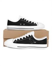Spring-W Design  Men's Low Top White Shoes thumbnail