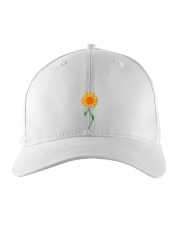 Sunflower-Fall Design Embroidered Hat thumbnail
