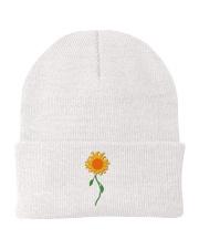 Sunflower-Fall Design Knit Beanie thumbnail