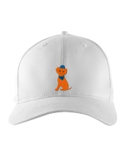 Winter Design Embroidered Hat thumbnail
