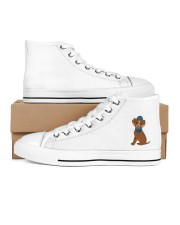 Winter Design Women's High Top White Shoes thumbnail