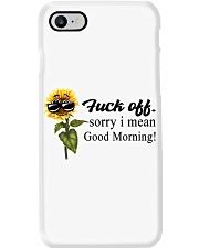 Good Morning Phone Case tile