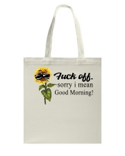Good Morning Tote Bag tile