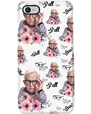 Leslie Jordan Phone Case tile