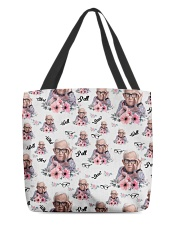 Leslie Jordan All-over Tote back