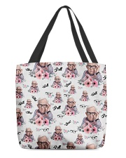 Leslie Jordan All-over Tote front