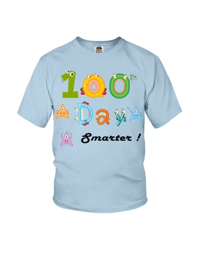 Happy 100 Days Smarter monsters T - Shirt