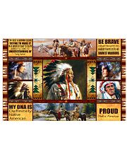 Native Chief Horizontal Poster tile