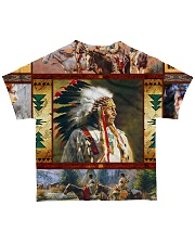 Native Chief All-over T-Shirt back