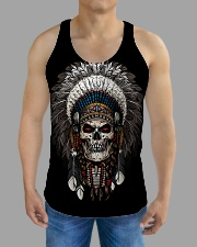 Skull Chief All-over Unisex Tank aos-tank-unisex-lifestyle01-front