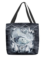 Lovely Wolf All-over Tote thumbnail