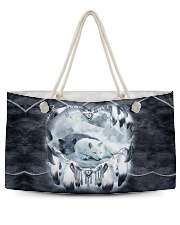 Lovely Wolf Weekender Tote thumbnail