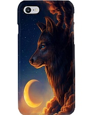 Night Wolf Phone Case thumbnail