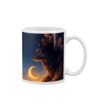 Night Wolf Mug thumbnail