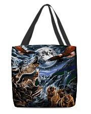 Animal Spirit 2 All-over Tote thumbnail