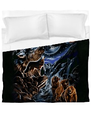 Animal Spirit 2 Duvet Cover - King thumbnail