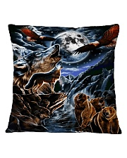 Animal Spirit 2 Square Pillowcase thumbnail